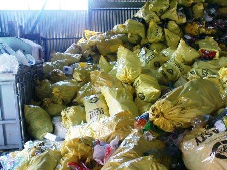 Zber, zhodnotenie a recyklácia